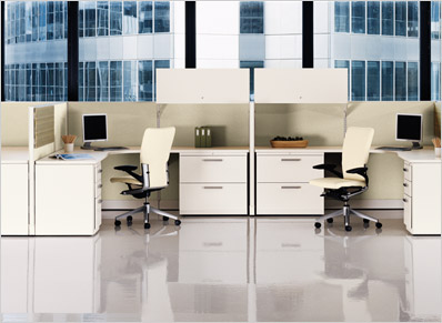 Office interiors limited workstations - Hayworth office furniture ...