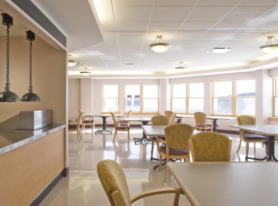 Portfolio. Merrimack County Nursing Home