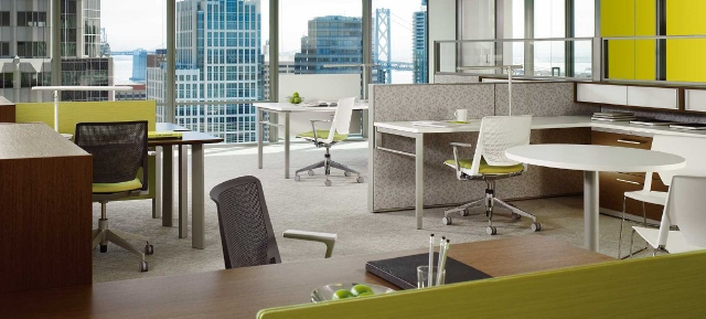 office interiors limited sustainable design